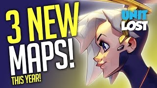Download Overwatch News - 3 NEW MAPS (This Year!) Video