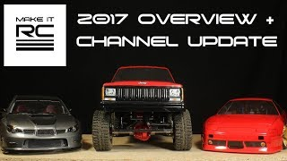 Download 2017 Look Back: Updates on all Projects and Changes Coming to the Channel in 2018 Video