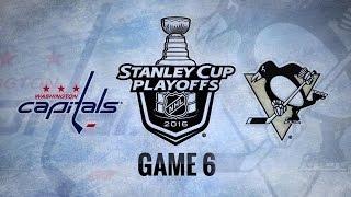 Download Bonino's OT winner in Game 6 sends Penguins to ECF Video