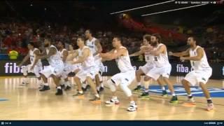 Download New Zealand vs Ukraine HAKA Video