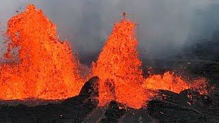 Download Watch Live as Hawaii's Kilauea volcano erupts lava Video