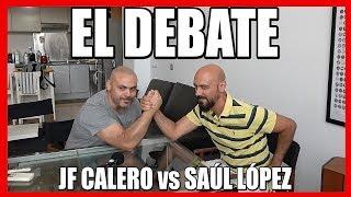 Download ❗️JF Calero VS Saúl López: EL DEBATE 🥊 (parte 1) Video