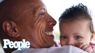 Download Dwayne Johnson's Musings on Fatherhood Will Make Your Heart Melt | SMA 2016 | People Video
