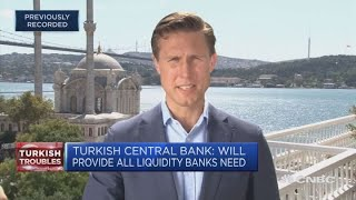 Download European banks hit by Turkey contagion | Squawk Box Europe Video