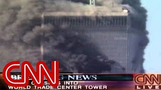 Download 9/11: Airliner hits North Tower Video