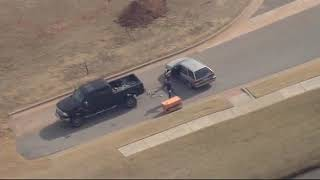 Download Highlights of high speed chase near Oklahoma City Video