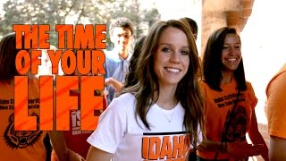 Download The Time of Your Life - Idaho State University Video