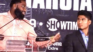 Download ADRIEN BRONER TELLS GARCIA'S ″F-K Y'ALL″; INSULTED WITH BETTING ODDS AND SAYS HE'LL FIGHT NATE DIAZ Video