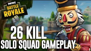 Download My BEST 26 Kill Solo Squad Win!! - Fortnite Battle Royale Gameplay - Ninja Video