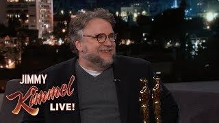 Download Guillermo del Toro on Winning Oscars & After Parties Video
