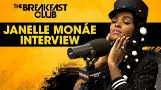 Download Janelle Monáe Talks New Album, Working With Prince, Empowerment + More Video