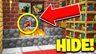 Download THE GOD SPOT! | Hide & Seek with my Little Brother! - Minecraft Mods Video