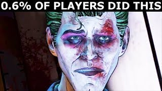 Download 0.6% Of Players Refused To Answer Joker's Final Question - BATMAN The Enemy Within Episode 5 Video