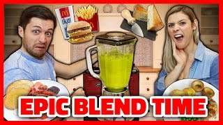 Download EPIC BLEND TIME! Video