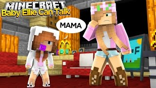 Download Minecraft - Little Kelly Adventures : BABY ELLIE CAN TALK! Video