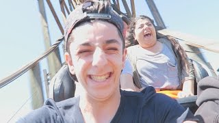 Download MY HAT FLEW OFF THE ROLLER COASTER Video