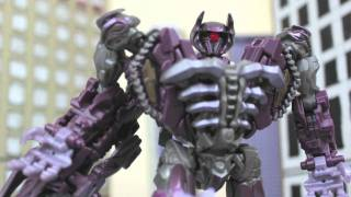 Download TRANSFORMERS 3 in LEGO Toy Figure Animation! - Dark of The Moon Stop Motion Spoof! Video