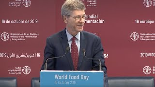 Download Lecture on food, agriculture and sustainable development by Professor Jeffrey D. Sachs Video