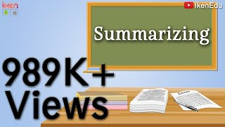 Download Summary Writing | Learn How to Write Summary Video