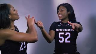 Download South Carolina at 2017 SEC Women's Basketball Media Day Video