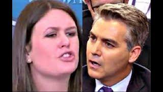 Download Sarah Furiously responds to CNN Jim Acosta Video