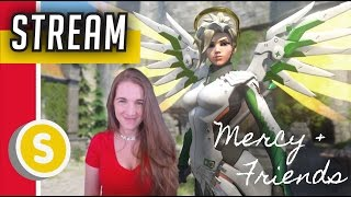 Download Overwatch Thursday: Mercy & friends Video