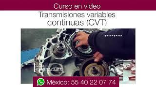 Download Curso en video de Transmisiones Variables Continuas (CVT) Video