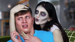 Download 8 Zombie Survival Hacks And Pranks / What If Your BFF Is A Zombie Video
