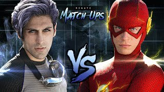 Download THE FLASH vs QUICKSILVER - Minute Match-Ups: Episode 3 Video