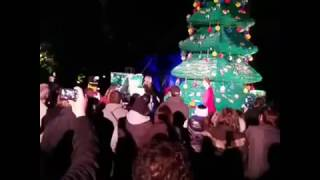 Download Stana Katic @ LEGOLAND California Christmas Tree Lighting [1] (Nov. 28, 2016) Video