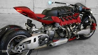Download This MONSTER Bike Has a Maserati Engine ▶THATS INSANE! Ep.3 Video