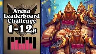 Download Hearthstone: Arena Leaderboard Challenge 1-12 - Trump Has Many Friends - Part 1 (Rogue Arena) Video