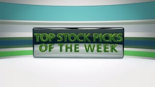 Download Top Stock Picks for the Week of Aug 13, 2018 Video