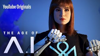 Download How A.I. is searching for Aliens | The Age of A.I. Video