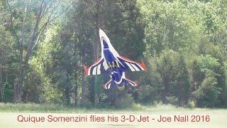 Download Quique Somenzini flies his 3-D Jet at Joe Nall 2016 Video