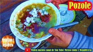 Download Haciendo un Rico POZOLE en la Mixteca Oaxaca 🍛 🌽 Video