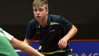 Download 14-åringen Truls Möregård är en av världens mest lovande bordtennisspelare - TV4 Sport Video