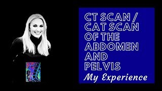Download My Experience with a CT Cat Scan of the Abdomen & Pelvis with Barium Contrast MPN Splenomegaly Video