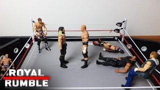 Download Royal Rumble Match: WWE Royal Rumble 2017 Video