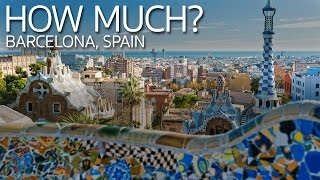 Download How Expensive is Barcelona Spain? Video