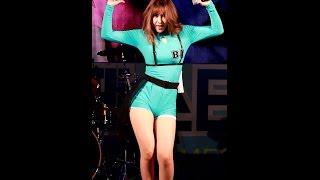 Download 160814 경남남해상주썸머페스티벌 바바 진리 - Hot Pink(원곡 EXID) Video
