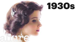 Download 100 Years of Bridal Hair | Allure Video