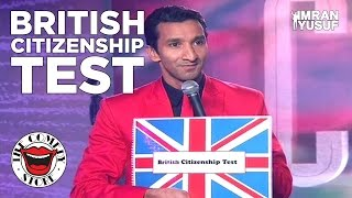 Download British Citizenship Test - Stand Up Comedy Imran Yusuf Video