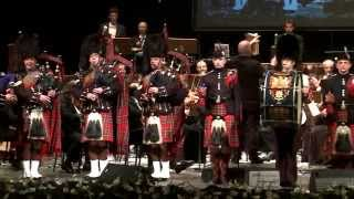 Download Flower of Scotland // Scots Guards - Lucca Philharmonic Orchestra // Puccini e la sua Lucca Video