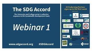 Download SDG Accord Webinar 1 - An Introduction Video