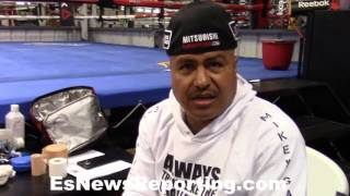 Download Robert Garcia on GGG vs Jacobs and Chocolatito fights - EsNews Boxing Video