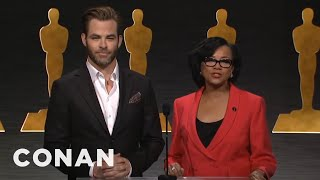 Download The ″Dick Poop″ Oscar Flub Was Just The Beginning - CONAN on TBS Video