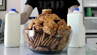 Download 203 Chips Ahoy Challenge (12,800 Calories) Video