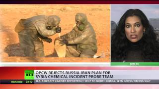 Download OPCW rejects Russia-Iran plan for Syria chem incident probe team Video