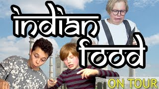 Download German Kids try Indian Food - Food Explorers On Tour Video